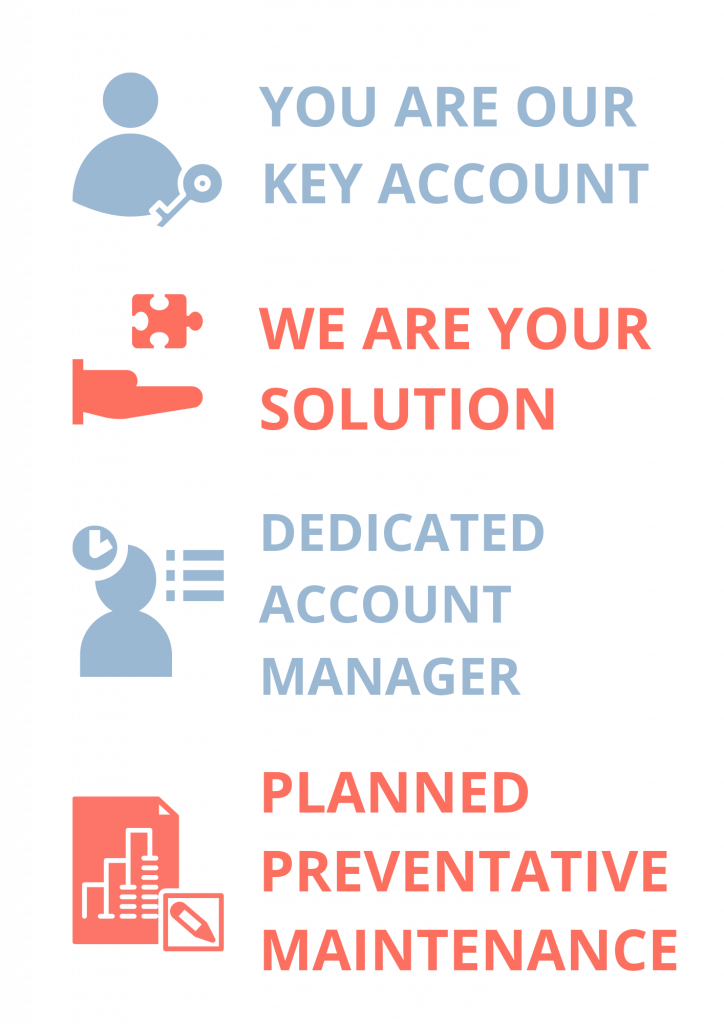 The benefits we offer