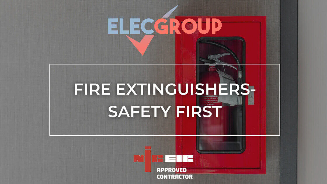 fire extinguisher fire safety