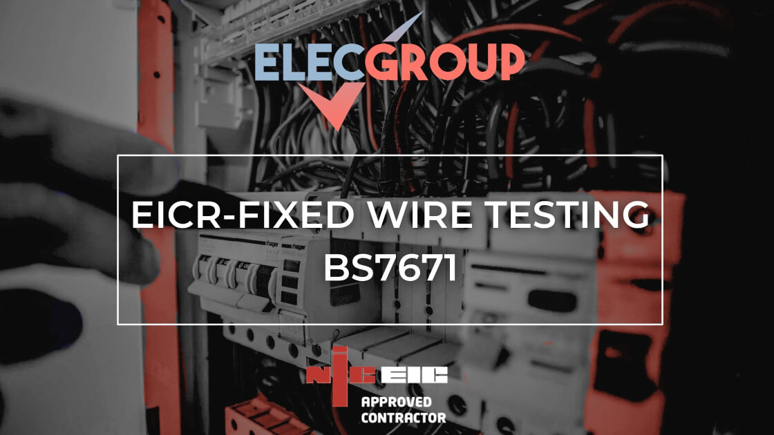 eicr fixed wire testing